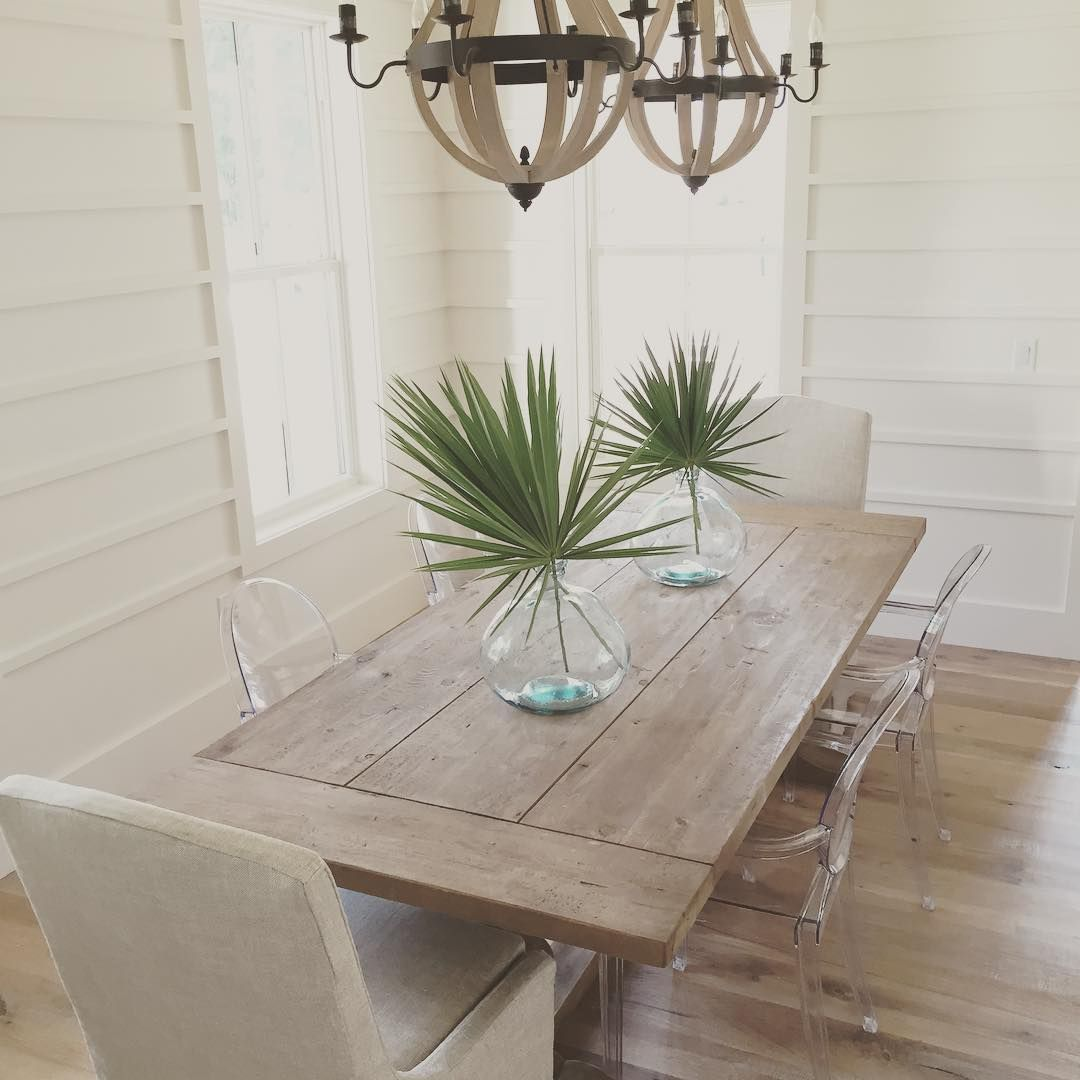 Our_coastal_farmhouse Lake House Pinterest Arreglos Florales  # Muebles Costera