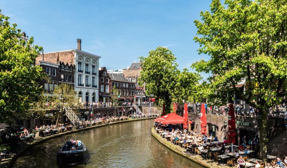 New York Times vol lof over Utrecht: 'Eén van de meest bruisende terrasculturen van Europa'