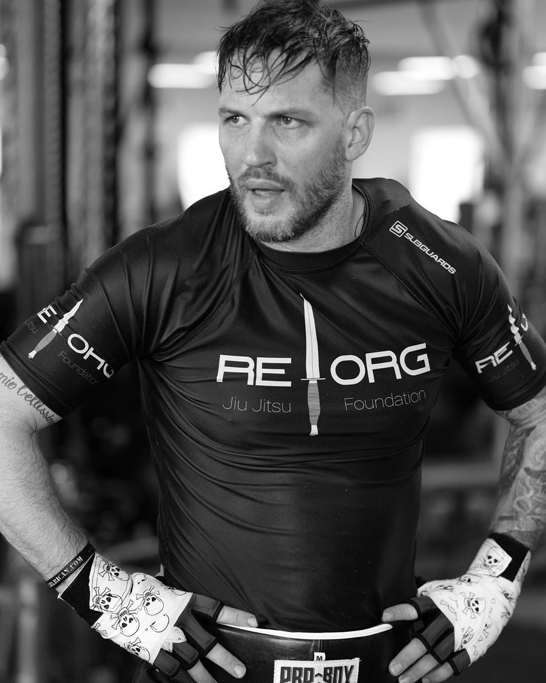 "Greg Williams on Instagram ""tomhardy boxing training"