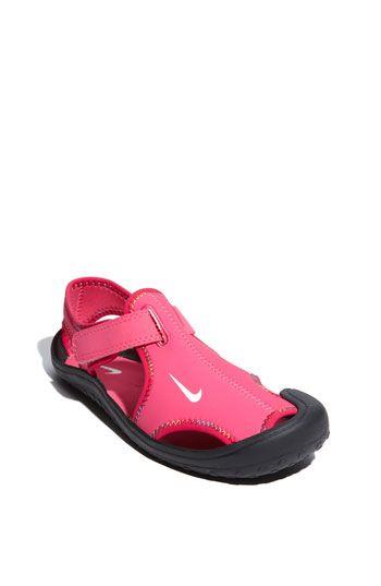 Nike 'Sunray Protect' Sandal (Baby