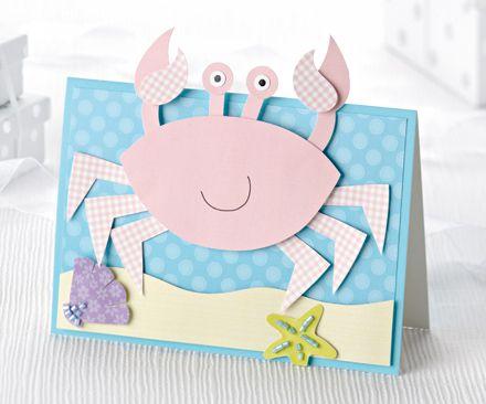 Make a cute summer card!