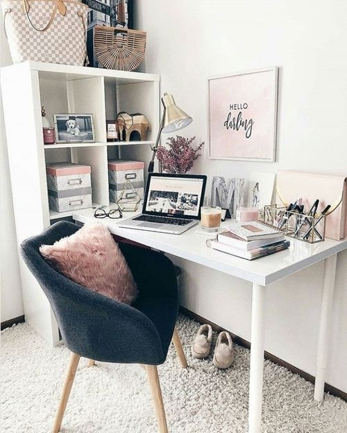 Photo of Image about pink in Interior by Kristina on We Heart It