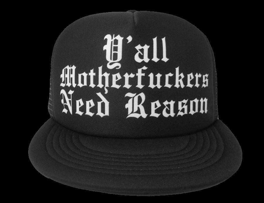 Motherfucker - Trucker Hat – Blackcraft Cult  8136aae1f36