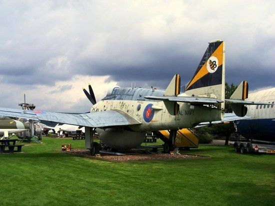 Take a walk back in time at Dumfries and Galloway Aviation Museum - perfect for a family day out.