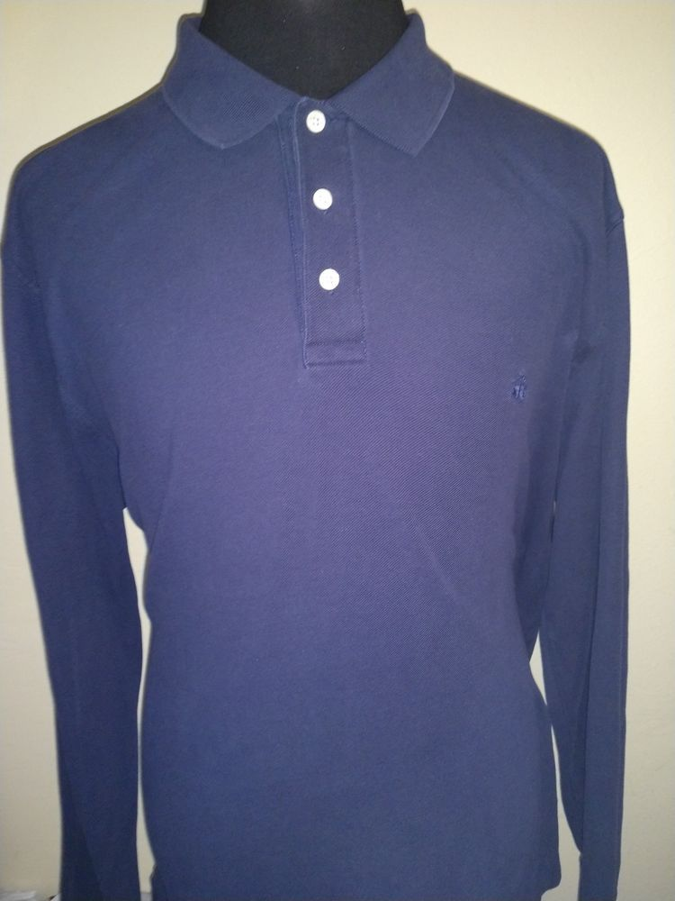 4e65a68a Brooks Brothers Performance Polo Navy Blue Long Sleeve Shirt - Mens XL  #fashion #clothing #shoes #accessories #mensclothing #shirts (ebay link)