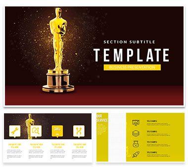Oscar powerpoint template presentation powerpoint templates oscar powerpoint template presentation toneelgroepblik Gallery