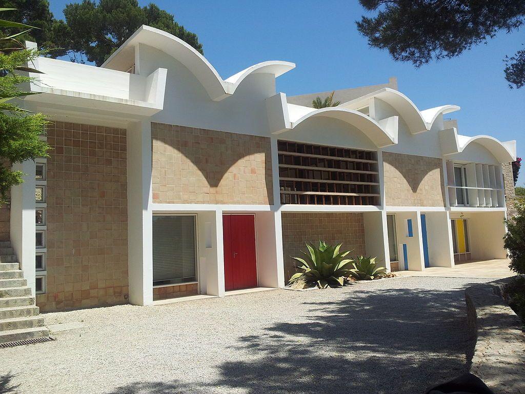 Miro's Studio Sert Palma de Mallorca Fundación Pilar y