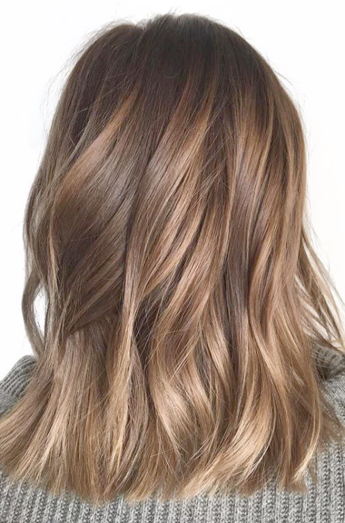Hairstyles New Leaf Beneath Haircut Places Open Like Hairspray Netflix Along With Haircut Ann Arbor Brown Hair Balayage Hair Color Balayage Brunette Hair Color
