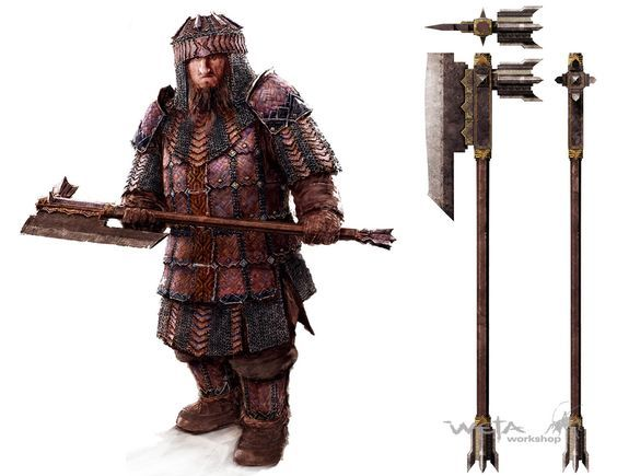 Ori Heavy Regal Armor and Weapon: