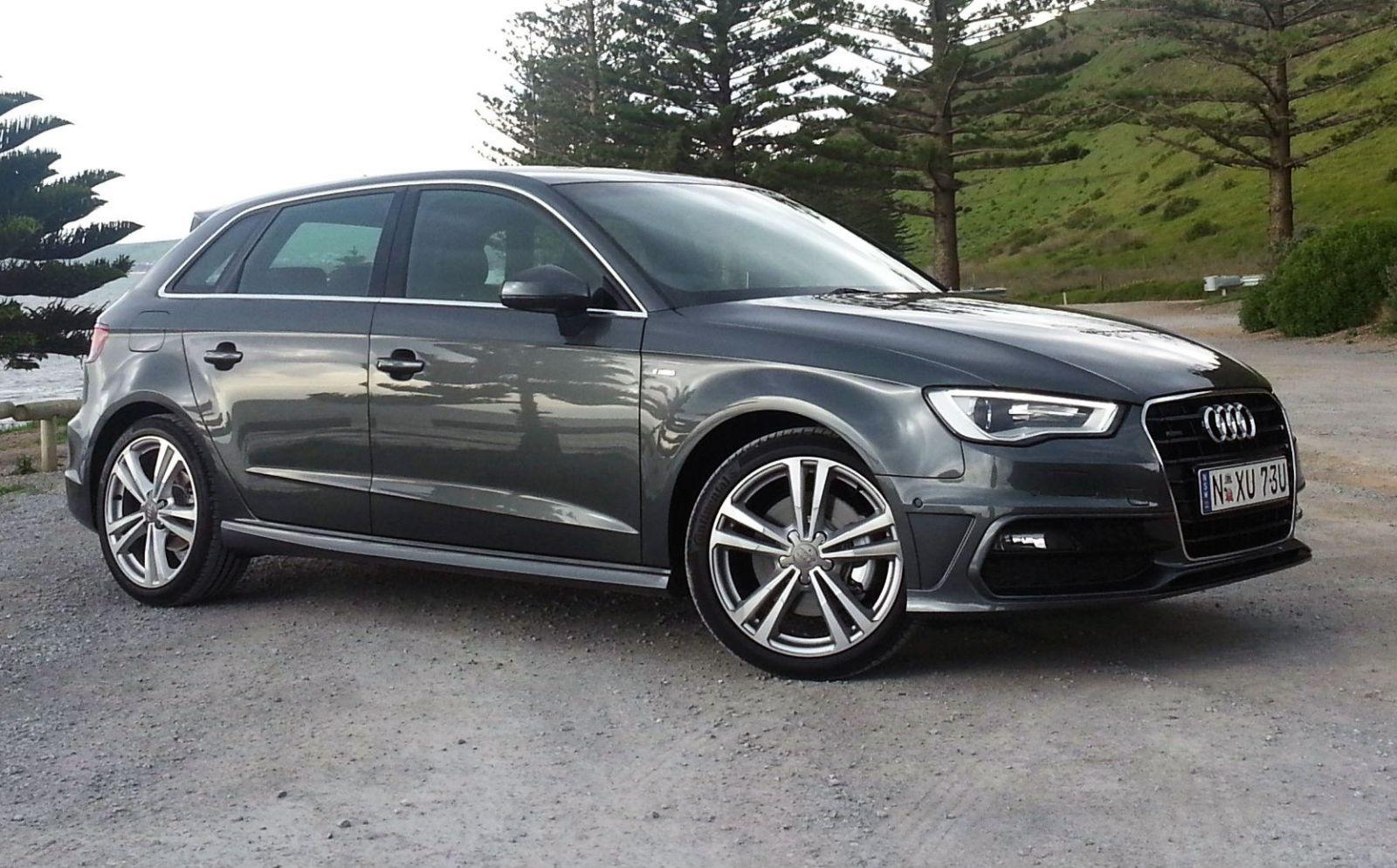 Kelebihan Audi A3 Sportback 2014 Perbandingan Harga