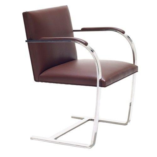 Flat Bar Brno Chair - My favorite, but big bucks | 48 furniture ... | furniture shops brno