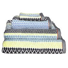 Buy Margo Selby for John Lewis Barham Towels, Multi Online at johnlewis.com