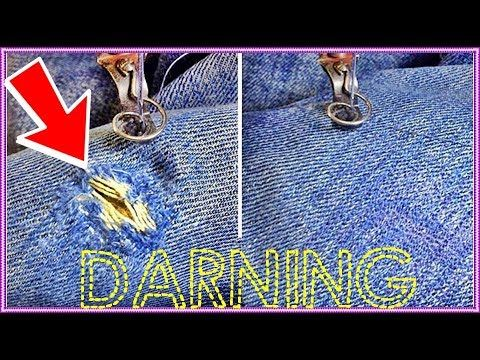 Denim Repair Kit