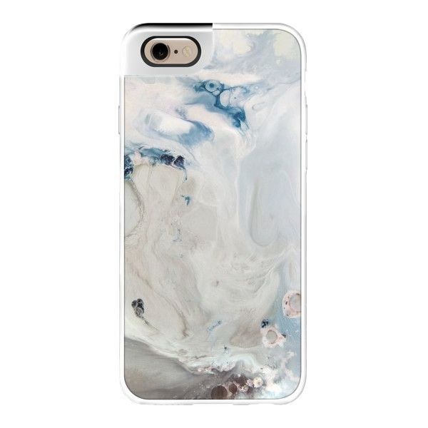iPhone 6 Plus/6/5/5s/5c Metaluxe Case - Marble case (€45) ❤ liked on Polyvore featuring accessories, tech accessories, fillers, phones, phone cases, tech, iphone case, iphone cover case, apple iphone case and marble iphone case