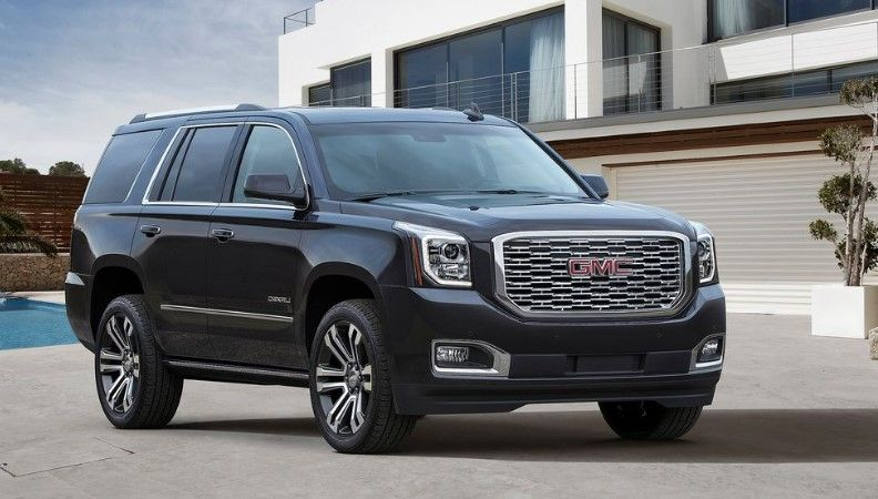 2020 Gmc Yukon Exterior Engine Price Redesign Gmc Yukon