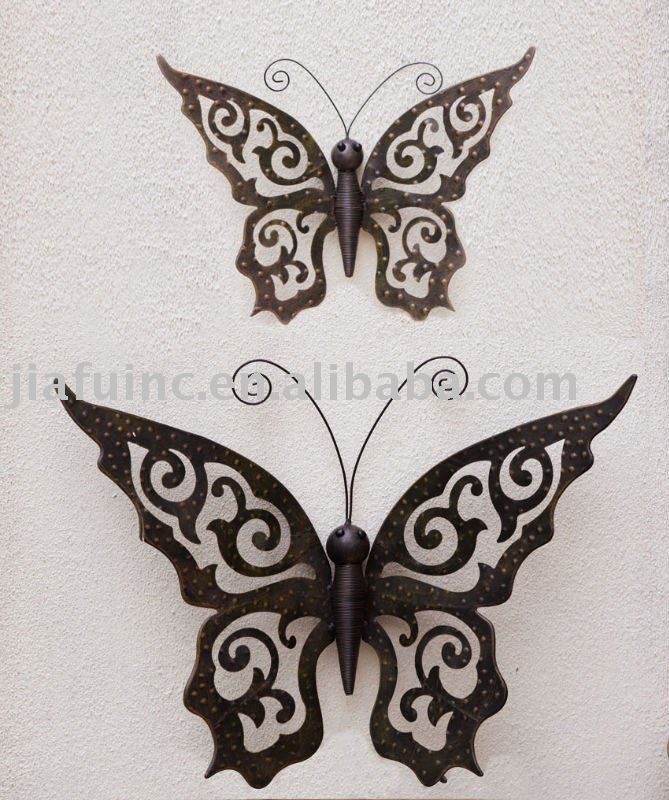 Delicieux Metal Butterfly,wall Decor, Butterfly Decoration / China Other Home Decor  For Sale From Fujian Anxi Jiafu Handicrafts Co.