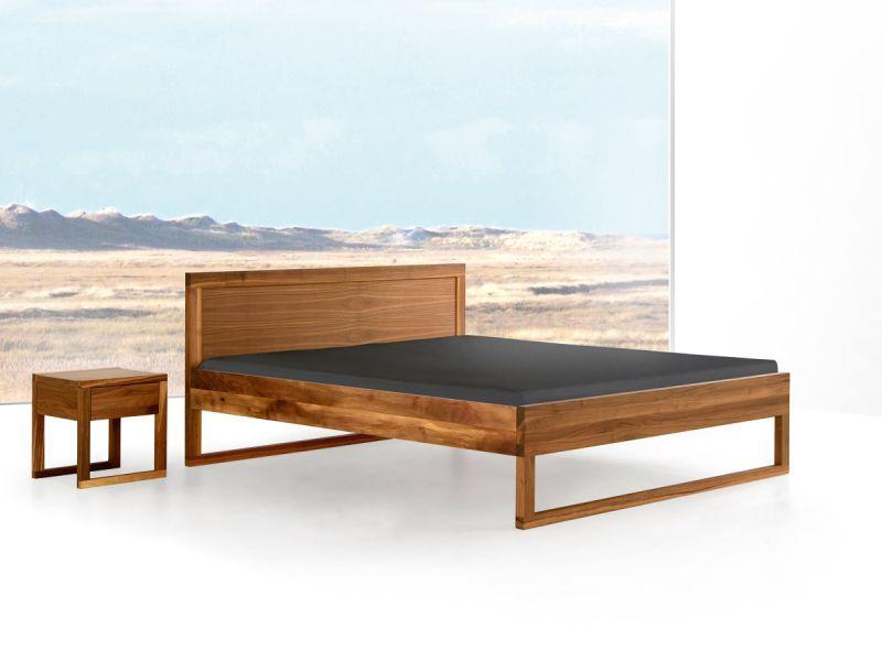 Massivholzbett design  Zack Design Time Classic Massivholzbett | Wohnbedarf-Pies.de ...