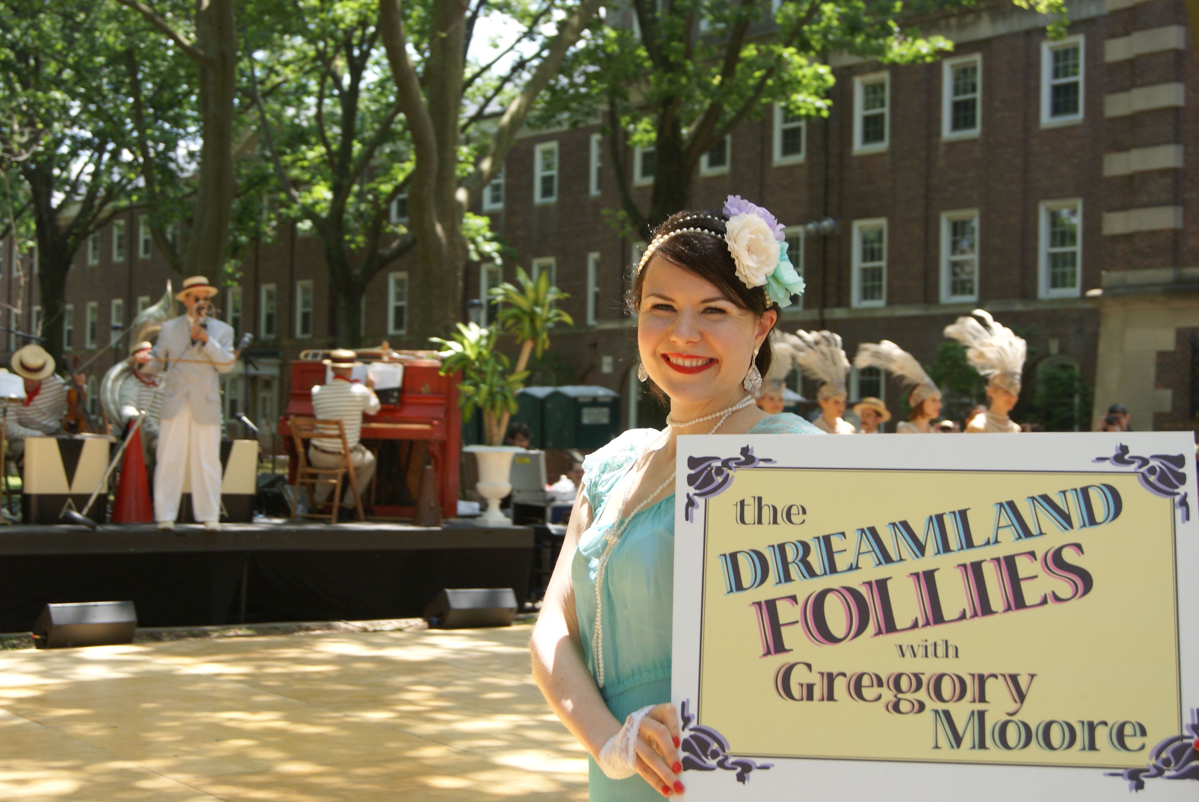 S Jazz Age Lawn Party