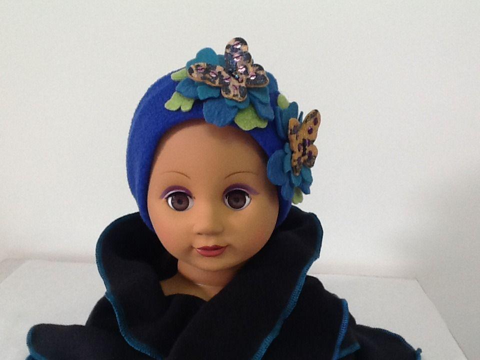 Bandeau écharpe polaire enfant sur mesure   Mode filles par creation-valerie -castets 0cc06e61d71