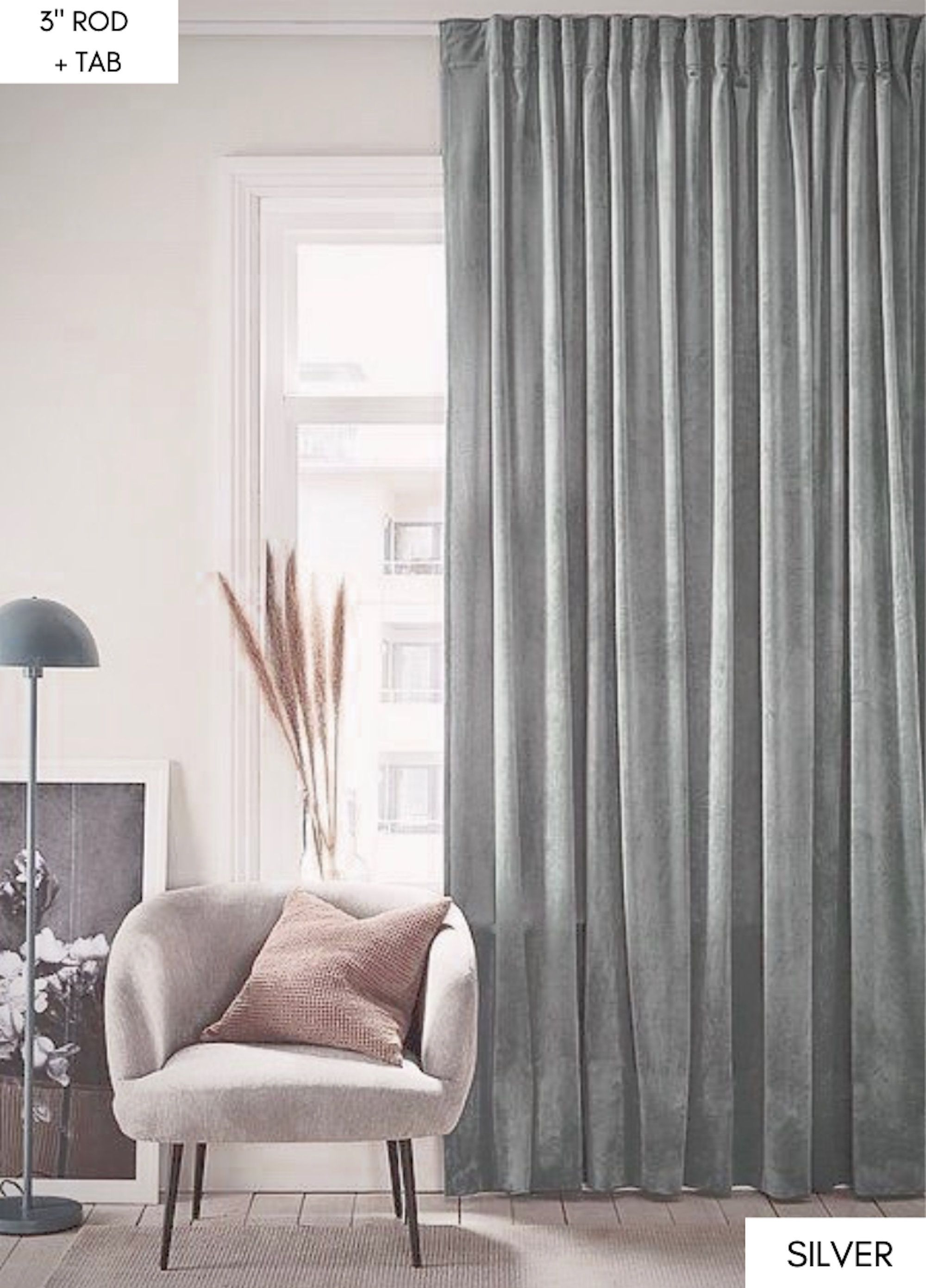 Velvet Curtains Custom Window Curtain Panels Curtain Panels Etsy Dining Room Curtains Panel Curtains Curtains Living Room