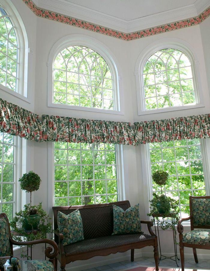 Beautiful Springline Shape Replacement Windows Specialty Windows Home Home Decor