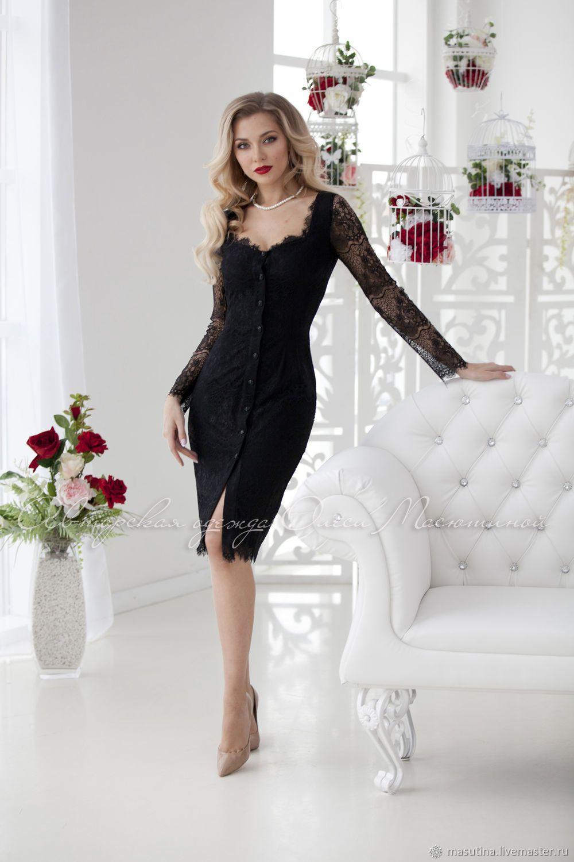 1b7a1f30b64 Платья ручной работы. Заказать Платье