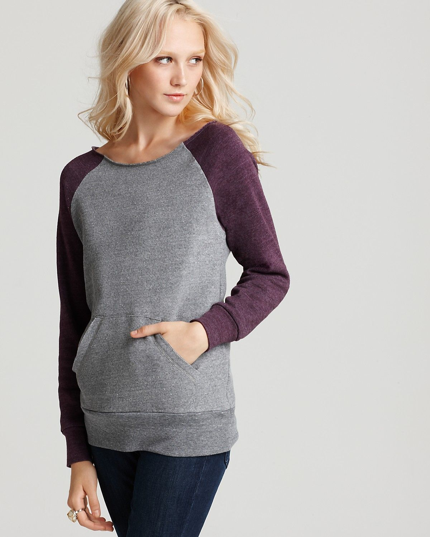 Maniac Colorblock Sweatshirt