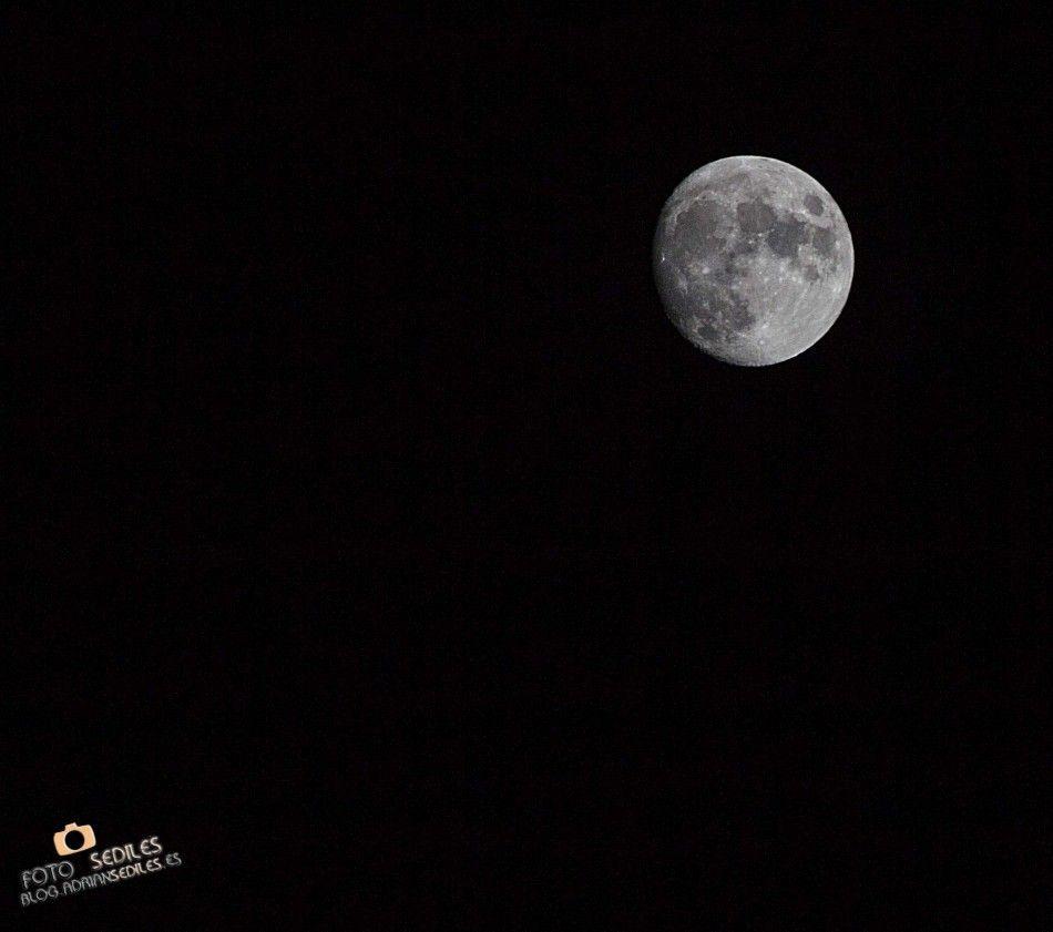 Luna 13 Enero 2014