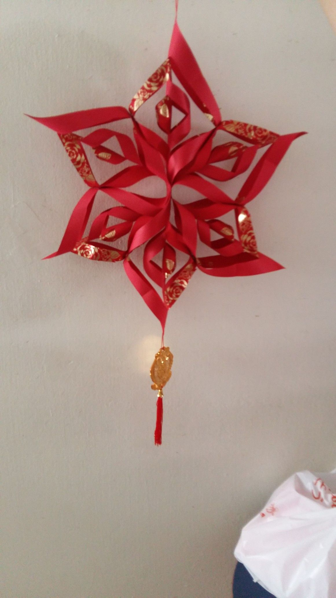 Ang pow decoration Chinese new year crafts, Chinese new