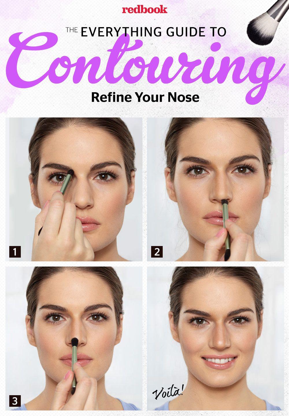 Contouring For Normal People Makeup Tips Contour Makeup