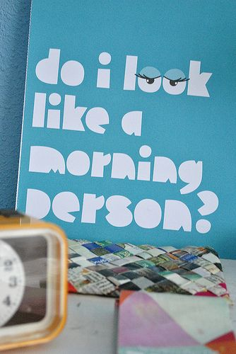 good morning:) #poster with lyrics in my #bedroom