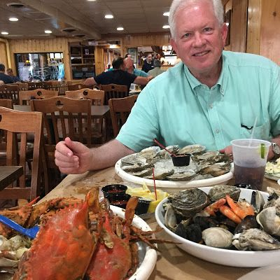 Riva Maryland Mike S Crab House Travel Eat Your Way Around The