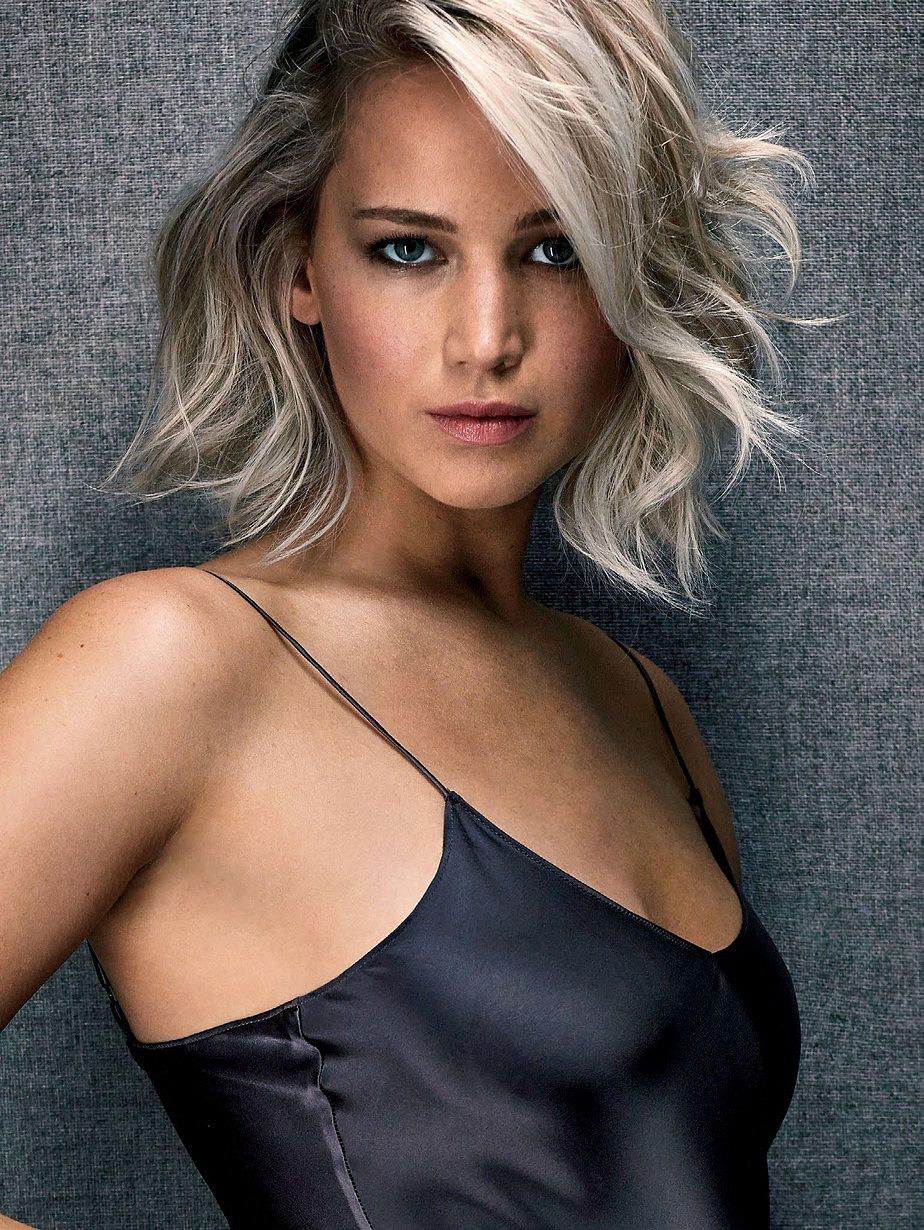 Jennifer Lawrence In Entertainment Weekly Beautiful