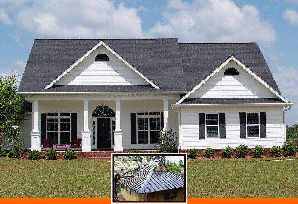 Best What Color Metal Roof For A Yellow House And Metal Roof 400 x 300