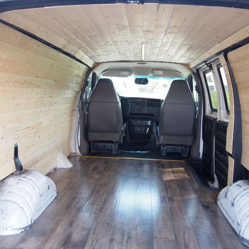 182 Likes 8 Comments Rvlifediaries Rvlifediaries On Instagram 2005 Chevrolet Express Awd Camper Van For Sale Comme Chevy Van Van Interior Van For Sale