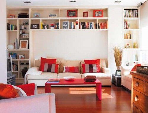 Huiskamer boeken idee