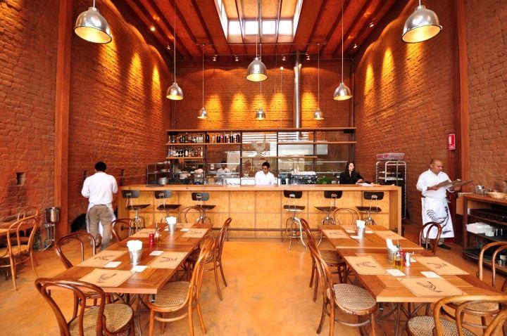 La Ladrillera Restaurant Lima Peru