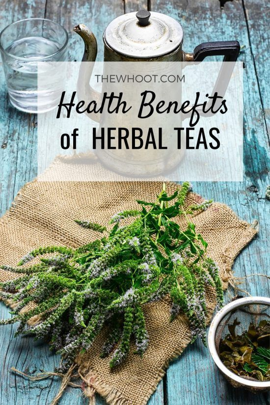 Photo of Health Benefits Of Different Herbal Teas The WHOot