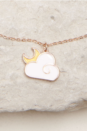 Cloudy Night Necklace 7 95 Earthbound Trading Co Jewelry Necklace Earthbound Trading Company
