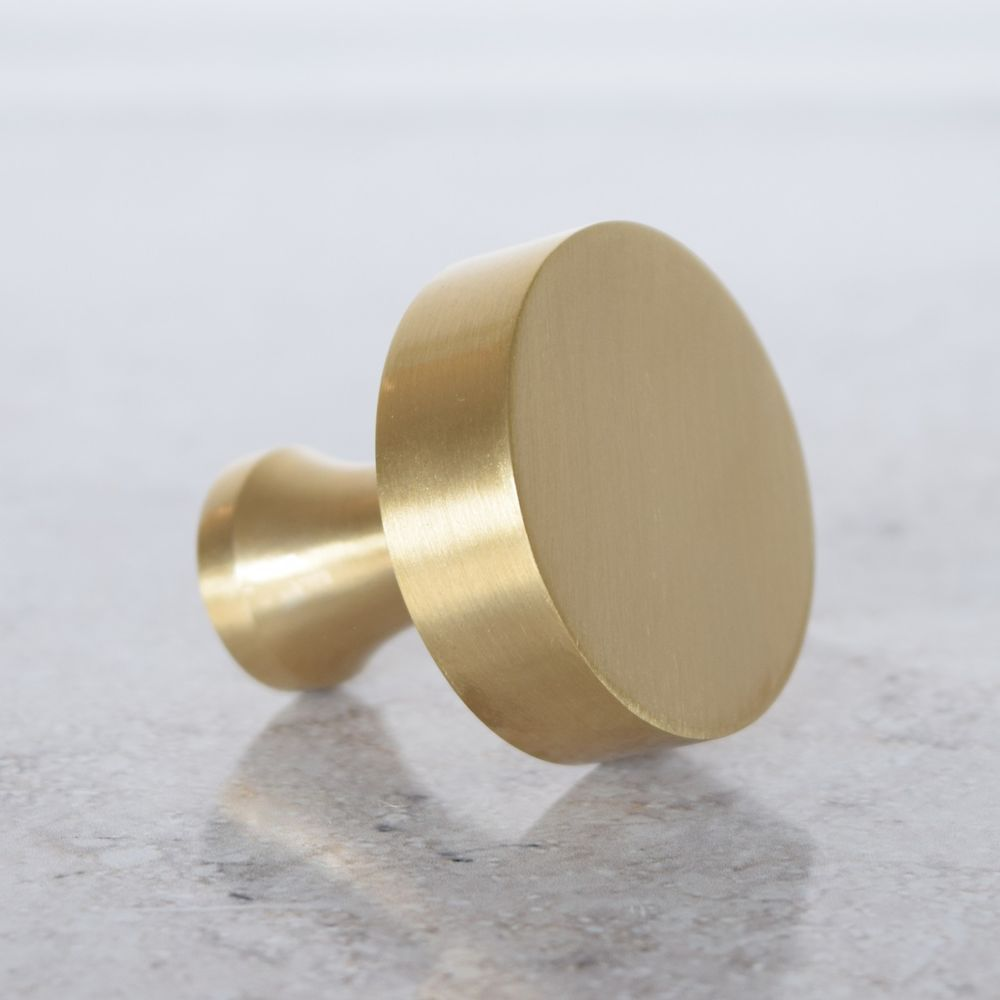 New Copper Cabinet Door Knobs