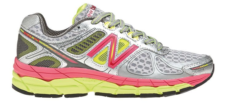Newbalance 860 V4 With The 860v4 New Balance Introduces For The First Time A Combination Stitched And No Sew Up Running Shoes Stability Running Shoes Shoes