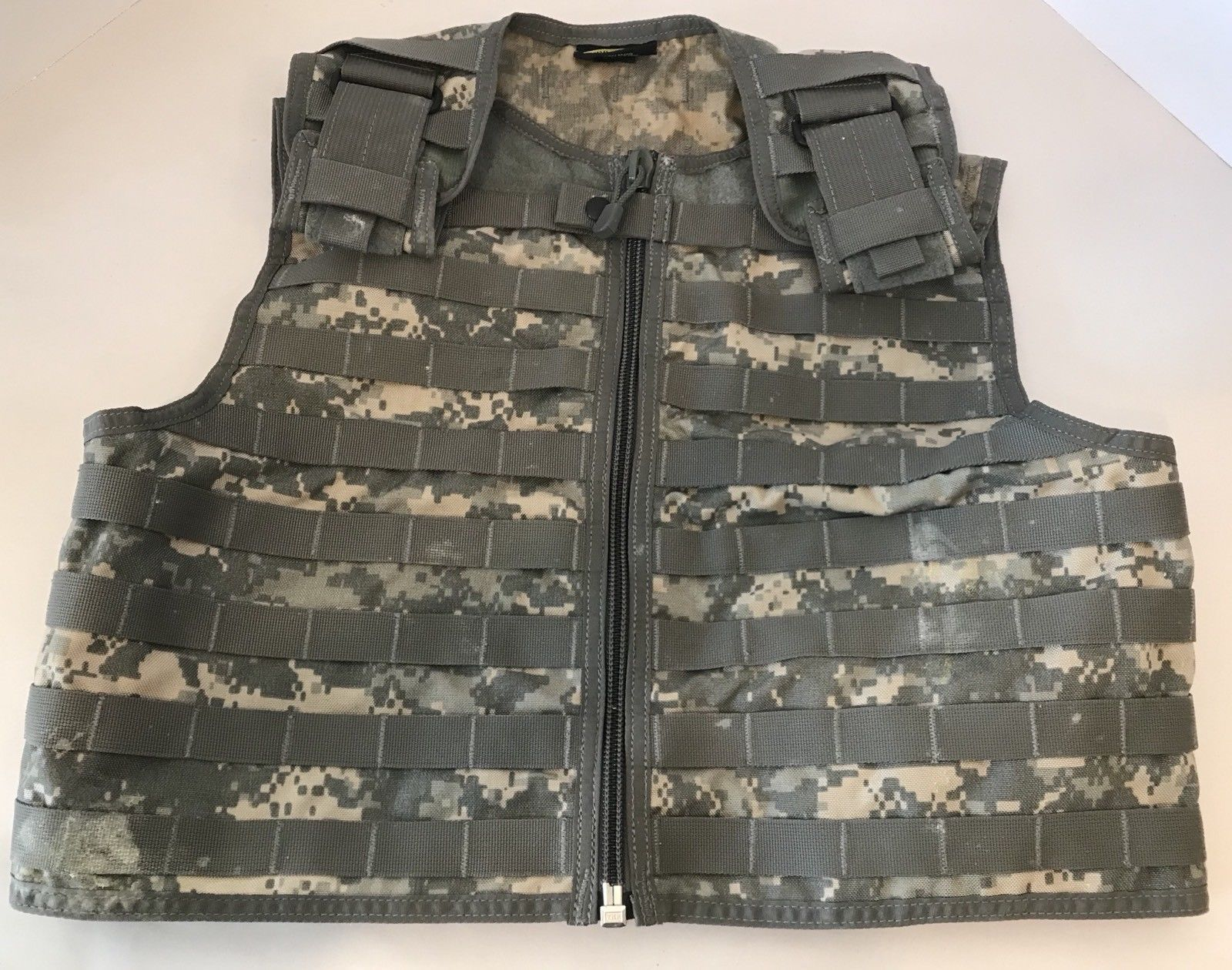 1b7e92632a2da US Army Issue Over Armor Digital Camo Tactical Vest Spec Ops Brand | eBay