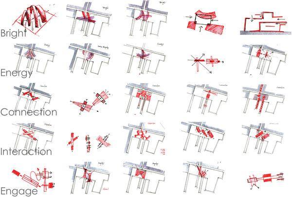Parti diagrams digital art museum on behance project presentation parti diagrams digital art museum on behance project presentation example ccuart Choice Image