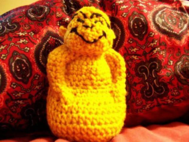 Amigurumi Vivi Free Patterns : 9 cute crochet buddha patterns buddha free crochet and crochet