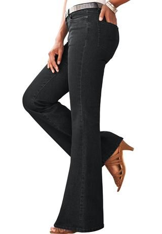 Now these jeans, look long enough for me! ::Plus Size Clothing for ...