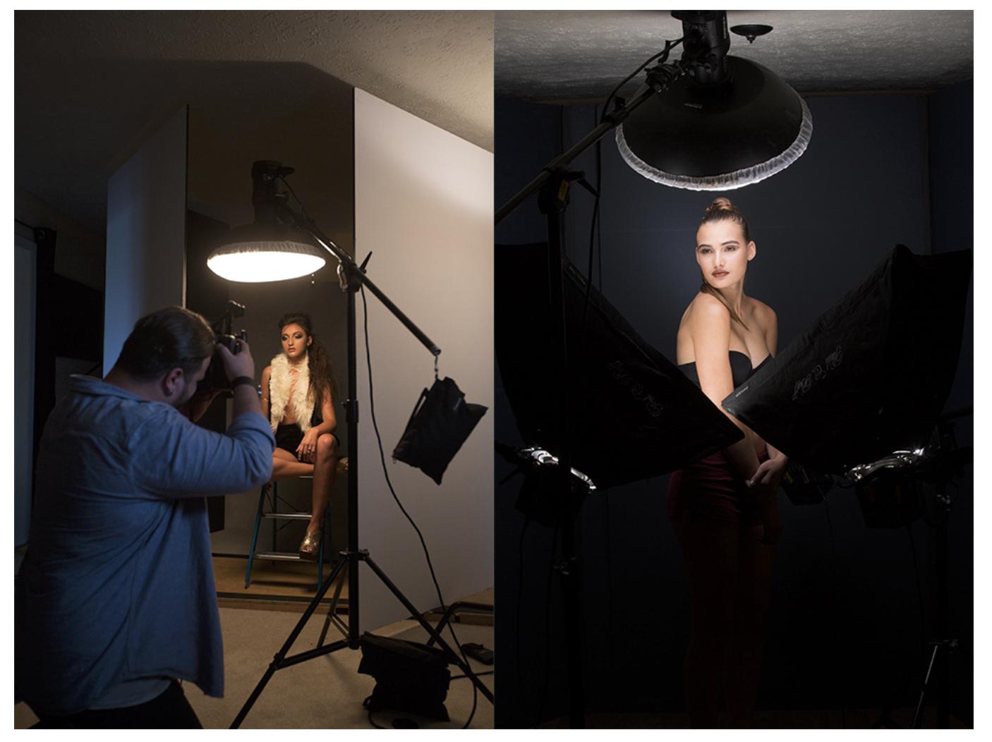 Как сфотографировать светильник некоторые