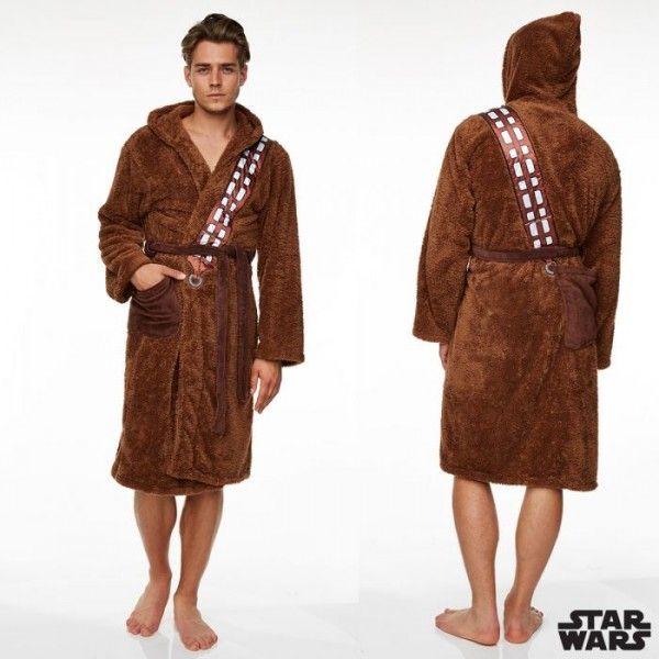Un peignoir Chewbacca, doux comme un vrai wookie   Chewbacca