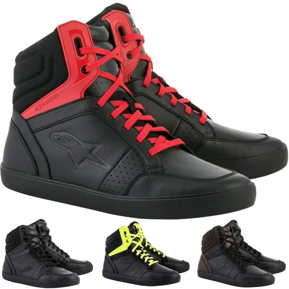 8eac2baf7f Alpinestars J-8 Road Riding MensStreet Cruising Boots Motorcycle Shoes