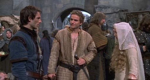 The plot thickens in the beginning. Lancelet, Arthur and damaged Gwenhwyfar