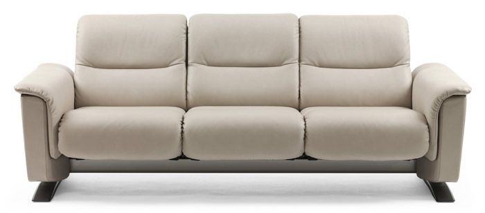 Recliner Sofas   Stressless Leather Reclining Sofas